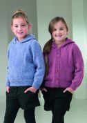 Stylecraft Childrens Sweater & Cardigan Special Knitting Pattern 8499  DK