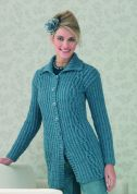 Stylecraft Ladies Jacket Special Knitting Pattern 8505  DK
