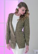 Stylecraft Ladies Jacket Special Knitting Pattern 8528  DK