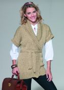 Stylecraft Ladies Jacket Life Knitting Pattern 8583  Super Chunky