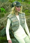 Stylecraft Ladies Shrug & Waistcoat Swift Knit Knitting Pattern 8666  Super Chunky