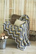 Stylecraft Home Throw & Cushion Nordic Knitting Pattern 8824  Super Chunky