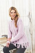 Stylecraft Ladies Sweaters Nordic Knitting Pattern 8828  Super Chunky