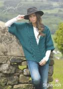 Stylecraft Ladies Jacket Special Knitting Pattern 9077  Chunky