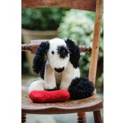 Stylecraft Dog & Bone Toys Alpaca Knitting Pattern 9236  DK