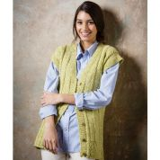 Stylecraft Ladies Cardigan & Sweater Batik Knitting Pattern 9291  DK