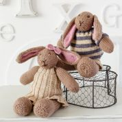 Stylecraft Baby Hat & Rabbit Cuddly Toys Special & Batik Knitting Pattern 9355  DK