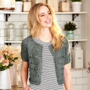 Stylecraft Ladies Cardigans Mystique Knitting Pattern 9383
