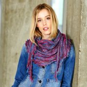 Stylecraft Ladies Scarves Batik Elements Knitting Pattern 9409  DK