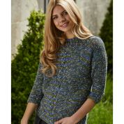 Stylecraft Ladies Sweaters Tweedy Knitting Pattern 9425  DK