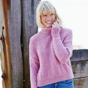 Stylecraft Ladies Sweaters Life Knitting Pattern 9445  Chunky