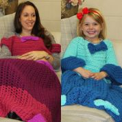 Stylecraft Ladies & Girls Princess Blankets Special Crochet Pattern 9491  Aran