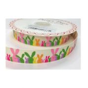 Bertie's Bows Bunnies Grosgrain Ribbon