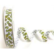 Bertie's Bows Pineapple Grosgrain Ribbon