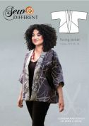 Sew Different Sewing Pattern Swing Jacket