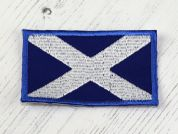 Scotland Flag Motifs