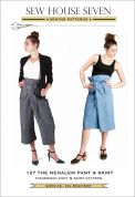 Sew House Seven Sewing Pattern Nehalem Pant & Skirt