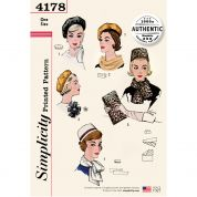 Simplicity Sewing Pattern 4178