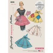 Simplicity Sewing Pattern 4858
