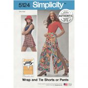 Simplicity Sewing Pattern 5124