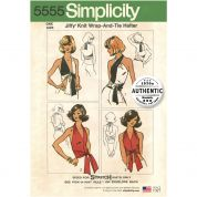 Simplicity Sewing Pattern 5555