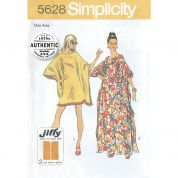 Simplicity Sewing Pattern 5628