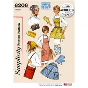 Simplicity Sewing Pattern 6206