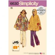 Simplicity Sewing Pattern 6630