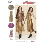 Simplicity Sewing Pattern 8413