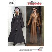 Simplicity Ladies Sewing Pattern 8482 Costume Coats