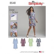 Simplicity Sewing Pattern 8548
