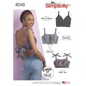 Simplicity Sewing Pattern 8549