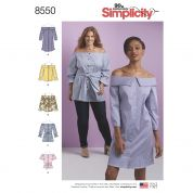 Simplicity Sewing Pattern 8550