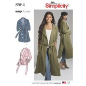 Simplicity Sewing Pattern 8554