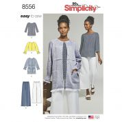 Simplicity Sewing Pattern 8556