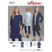 Simplicity Sewing Pattern 8557
