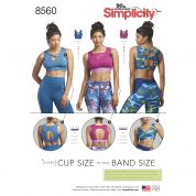 Simplicity Sewing Pattern 8560