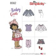 Simplicity Sewing Pattern 8562