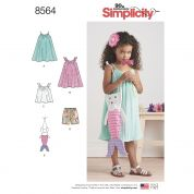 Simplicity Sewing Pattern 8564