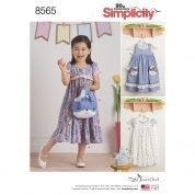 Simplicity Sewing Pattern 8565