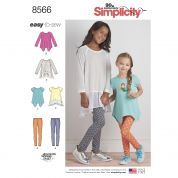 Simplicity Sewing Pattern 8566