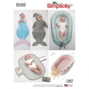 Simplicity Sewing Pattern 8568