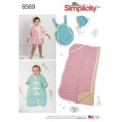 Simplicity Sewing Pattern 8569