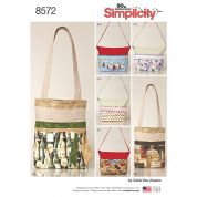 Simplicity Sewing Pattern 8572