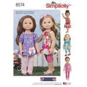 Simplicity Sewing Pattern 8574
