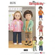 Simplicity Sewing Pattern 8576