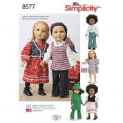 Simplicity Sewing Pattern 8577