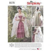 Simplicity Sewing Pattern 8578