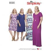 Simplicity Sewing Pattern 8590