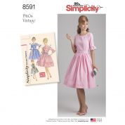 Simplicity Sewing Pattern 8591